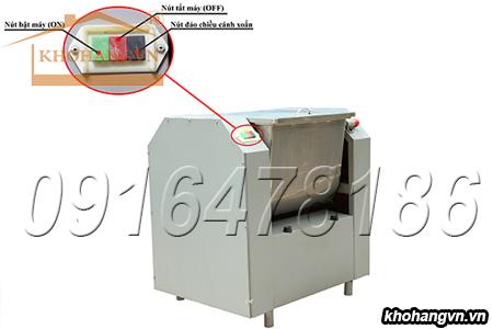 Máy trộn bột thuốc đông y ướt 3A có bộ điều khiển thông minh