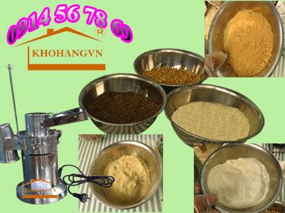 Máy nghiền bột siêu mịn 3a608TM nghiền bột bánh