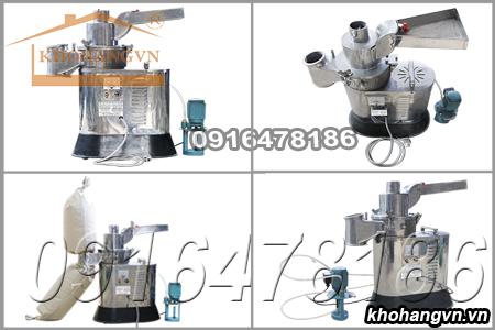 Hình ảnh các góc Máy xay bột mịn 3A LM2.2Kw