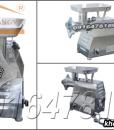 Hình ảnh Máy xay thịt công nghiệp Inox 3A GT2,2KW